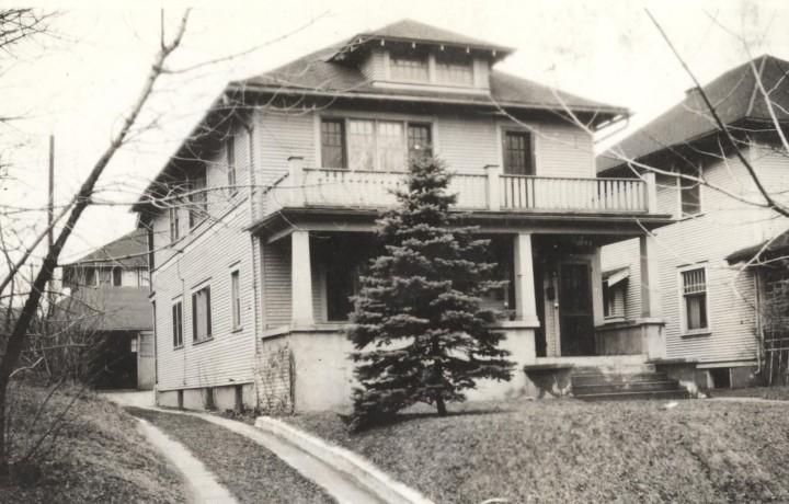 Jefferson Ave SE, 1843 - 1936