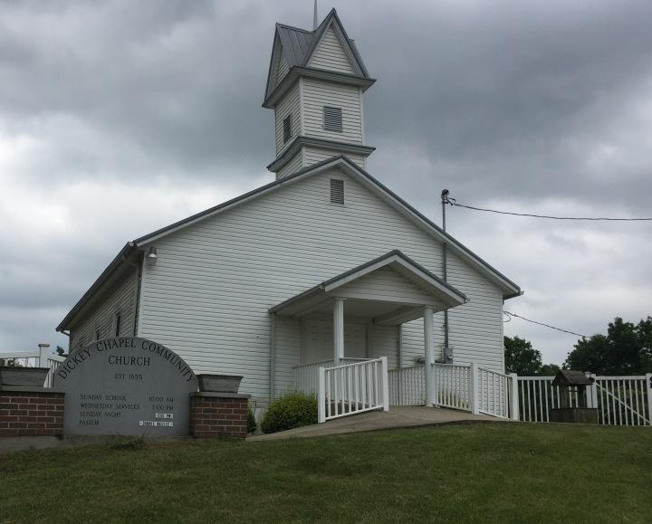 dickey church