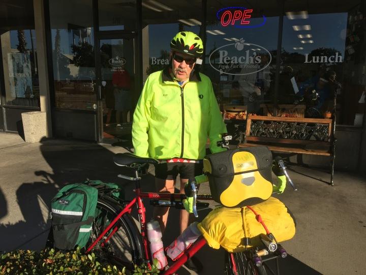 Bob and bike